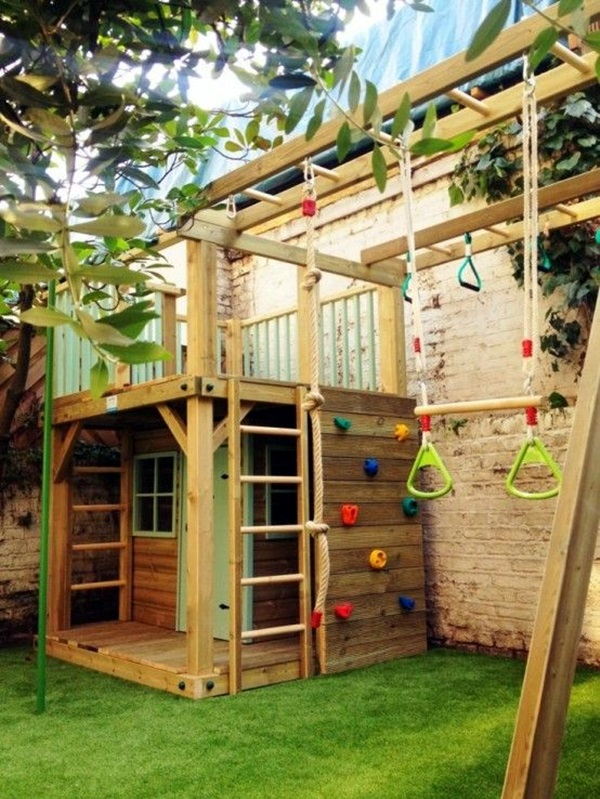 Smart Backyard Fun and Game Ideas (17)