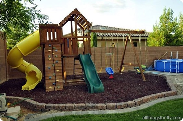 Smart Backyard Fun and Game Ideas (26)