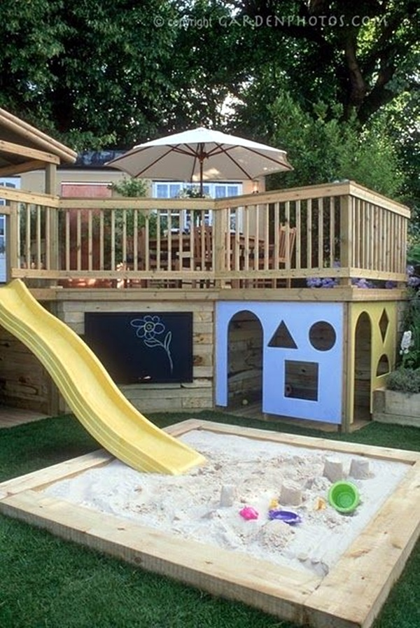 Smart Backyard Fun and Game Ideas (30)