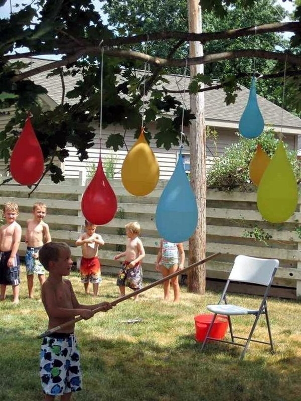 20 Smart Backyard Fun And Game Ideas - Bored Art