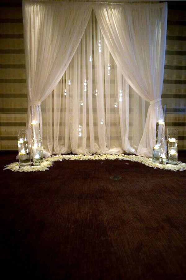 40 wedding first night bed decoration ideas bored art for Asian wedding bed decoration