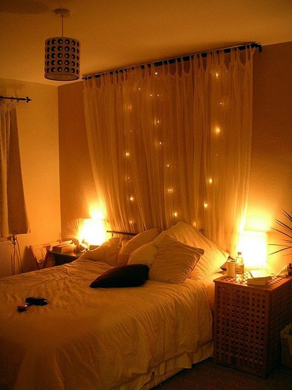 Wedding 1st night bed decoration ideas (21)