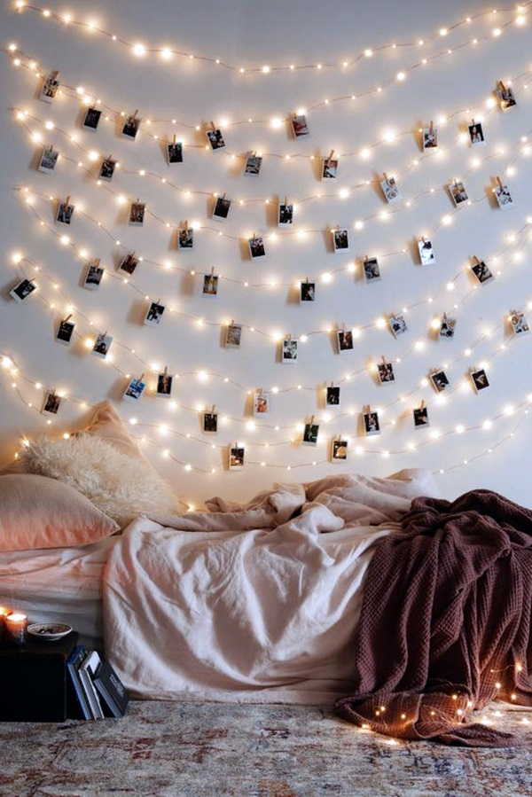 Wedding 1st night bed decoration ideas (27)