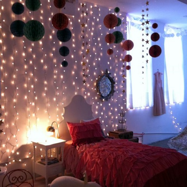 40 wedding first night bed decoration ideas bored art for Wedding room decoration ideas