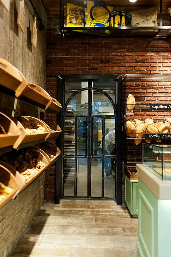 Beautiful Bakery Interior Designs To Make You Feel Peckish Bored Art