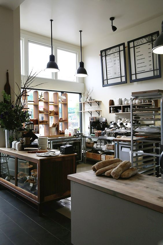 Beautiful Bakery Interior Designs To Make You Feel Peckish