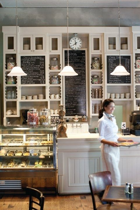 Beautiful bakery interior designs to make you feel peckish for Kitchen design shops