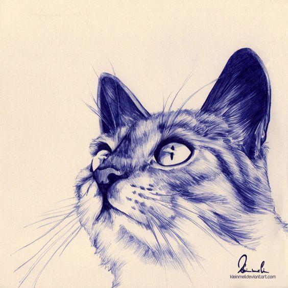 ballpoint pen art 26