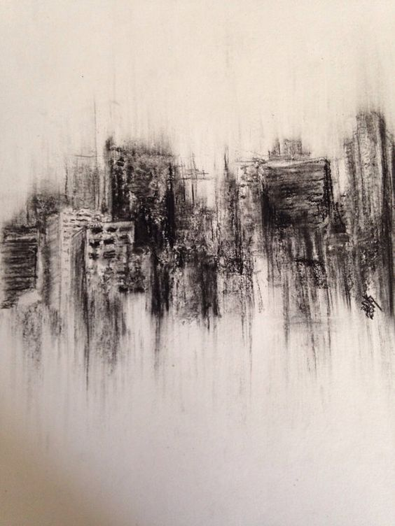 charcoal drawings 17