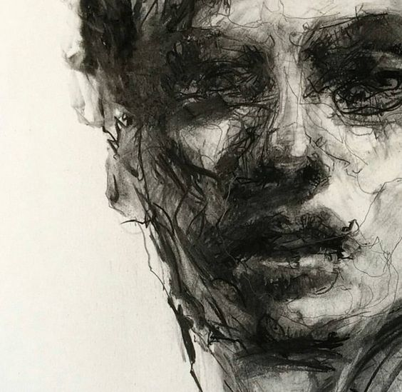 charcoal drawings 4