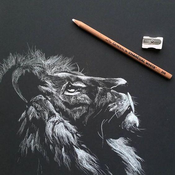 charcoal drawings 5
