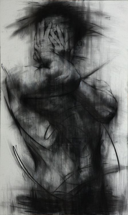 charcoal drawings 8