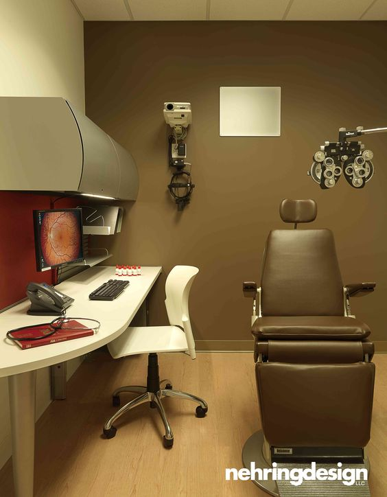 Stock Room Design: Chic But Welcoming Doctor's Clinic Design Ideas
