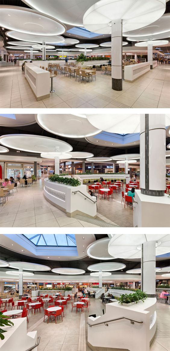 Interesting And Eclectic Food Court Designs To Keep You