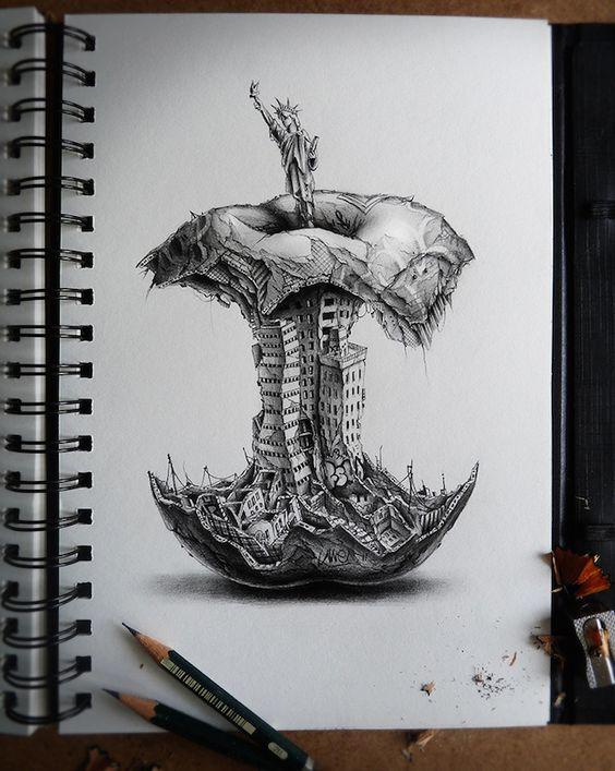 graphite art 1