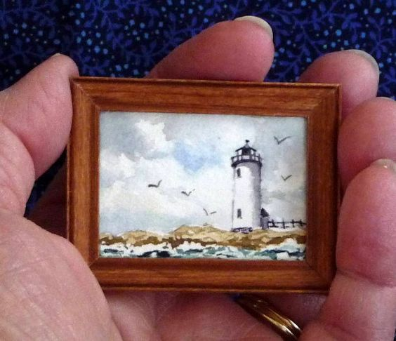 miniature paintings 1