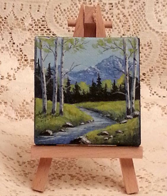 miniature paintings 12