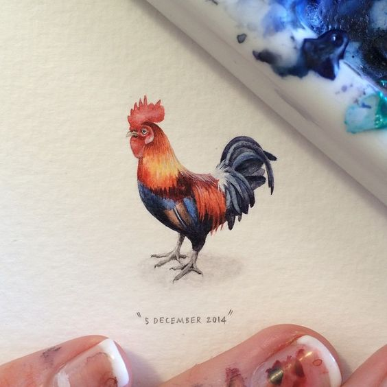 miniature paintings 15
