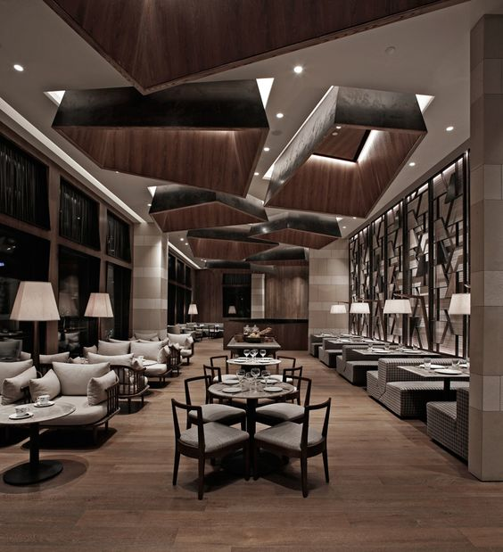 Remarkable and memorable restaurant interior designs