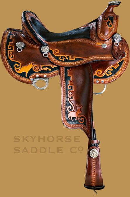 saddle design ideas 2