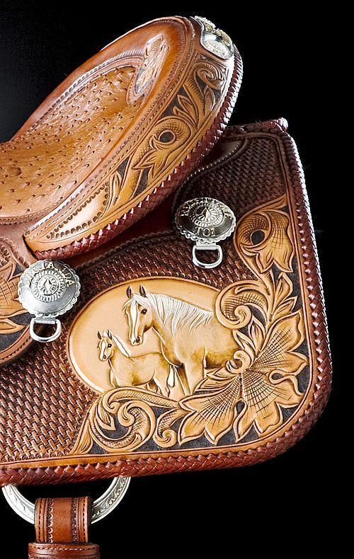 saddle design ideas 21