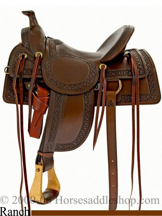 saddle design ideas 23