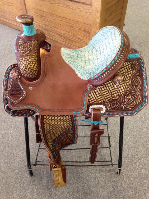 saddle design ideas 29