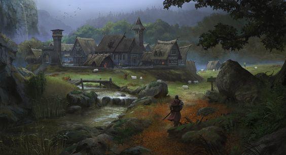 village art 1