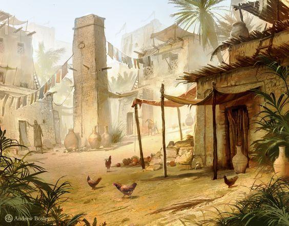 village art 16