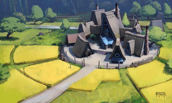 village art 7