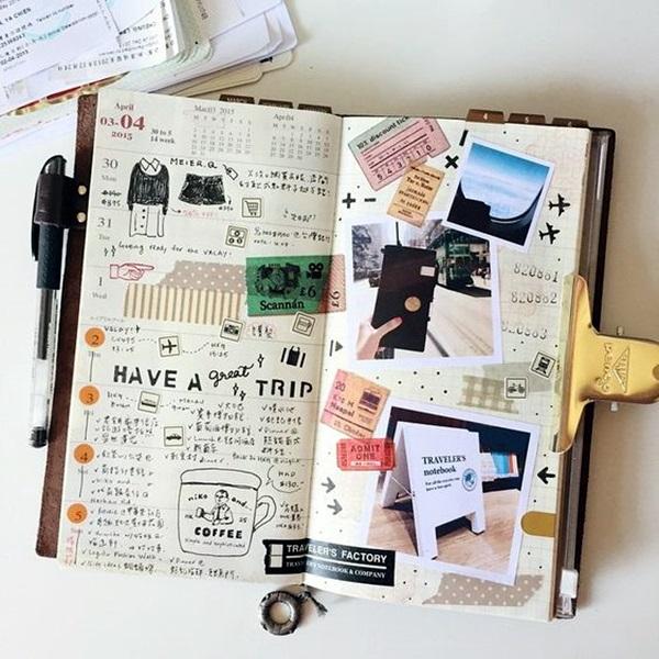 Between the Gaps NoteBook Art Inspirations For Hidden Artists (11)