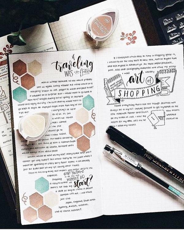 Between the Gaps NoteBook Art Inspirations For Hidden Artists (16)