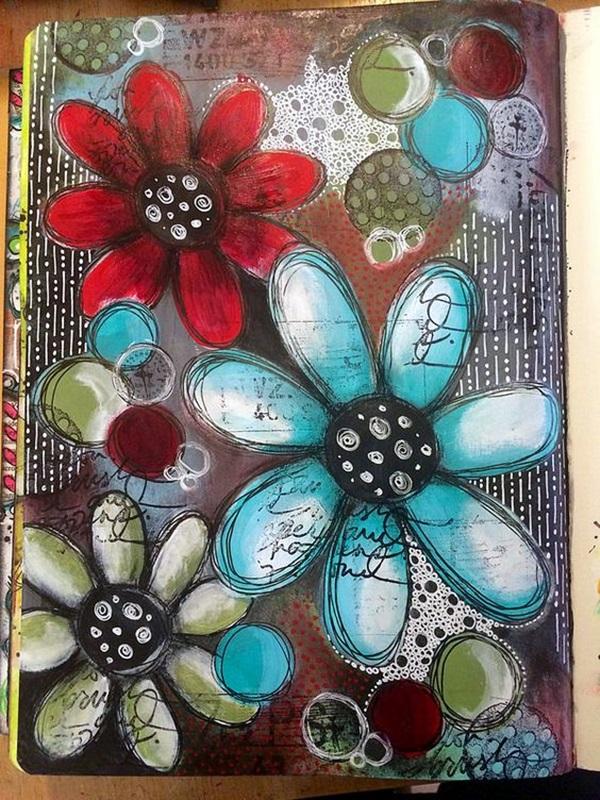 Between the Gaps NoteBook Art Inspirations For Hidden Artists (23)
