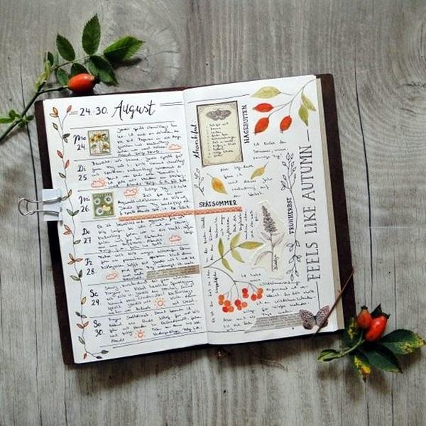 Between the Gaps NoteBook Art Inspirations For Hidden Artists (25)