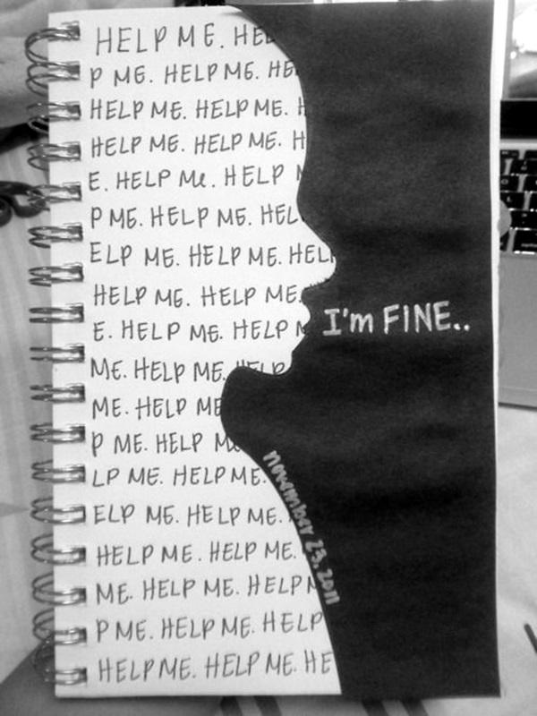 Between the Gaps NoteBook Art Inspirations For Hidden Artists (26)