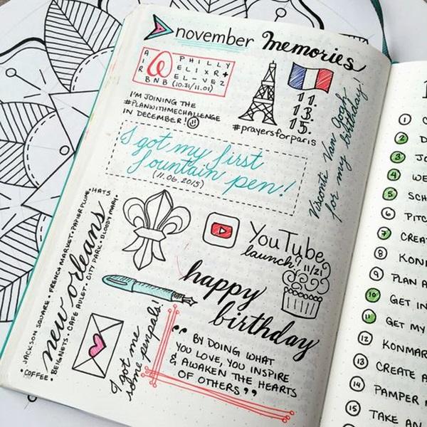 Between the Gaps NoteBook Art Inspirations For Hidden Artists (27)
