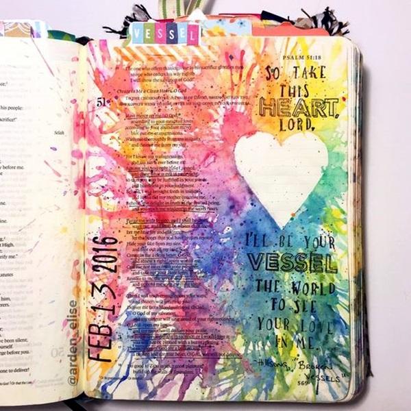 Between the Gaps NoteBook Art Inspirations For Hidden Artists (3)