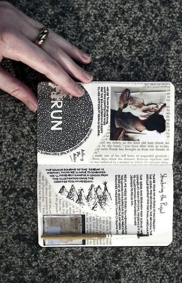 Between the Gaps NoteBook Art Inspirations For Hidden Artists (30)