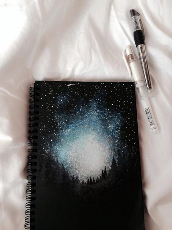 Between the Gaps NoteBook Art Inspirations For Hidden Artists (31)