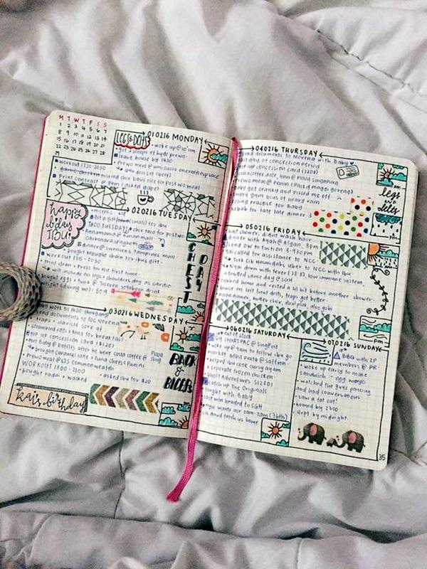 Between the Gaps NoteBook Art Inspirations For Hidden Artists (35)