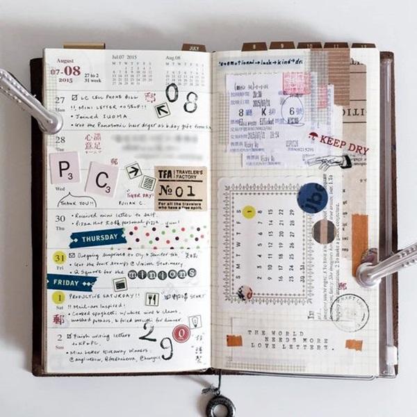 Between the Gaps NoteBook Art Inspirations For Hidden Artists (36)