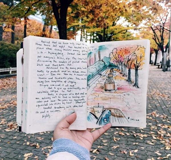 Between the Gaps NoteBook Art Inspirations For Hidden Artists (37)