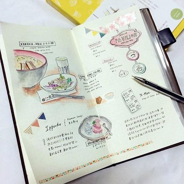 Between the Gaps NoteBook Art Inspirations For Hidden Artists (40)