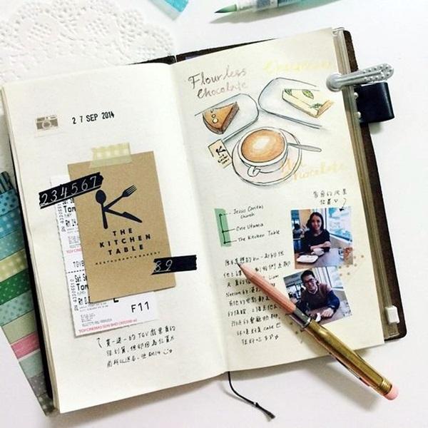 Between the Gaps NoteBook Art Inspirations For Hidden Artists (41)