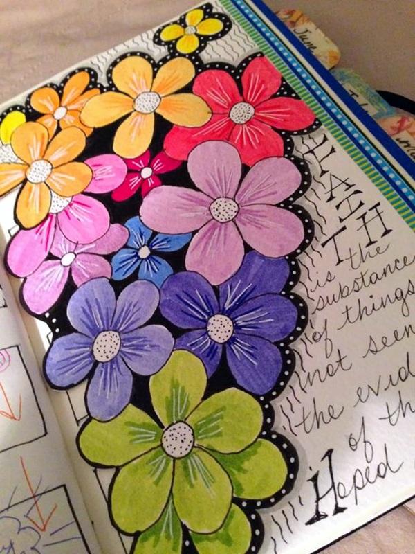 Between the Gaps NoteBook Art Inspirations For Hidden Artists (42)