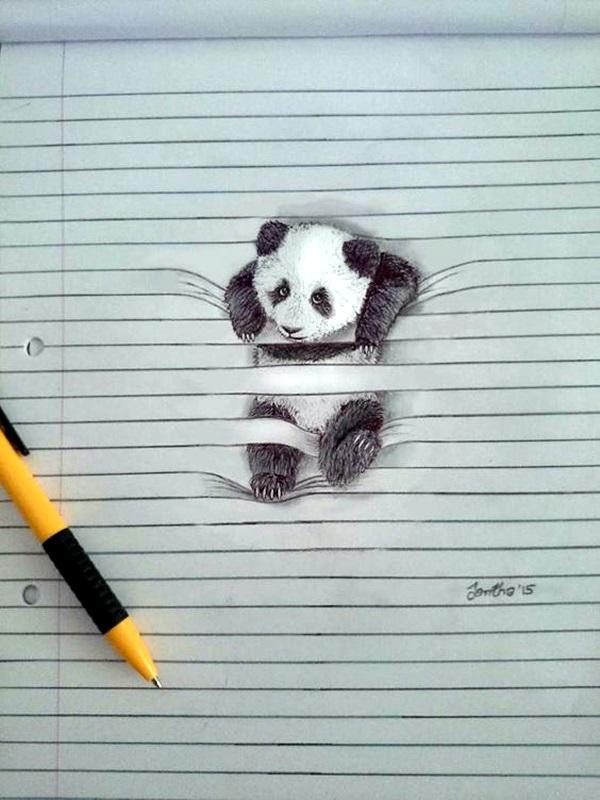Between the Gaps NoteBook Art Inspirations For Hidden Artists (5)