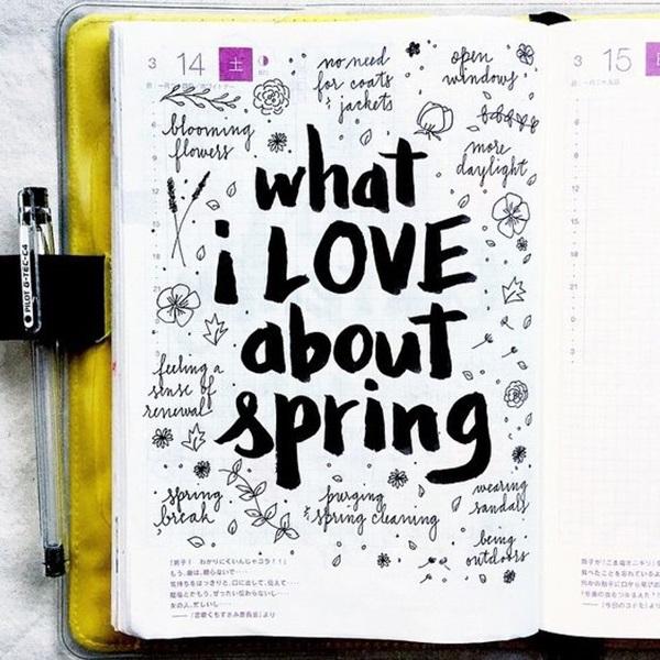 Between the Gaps NoteBook Art Inspirations For Hidden Artists (6)