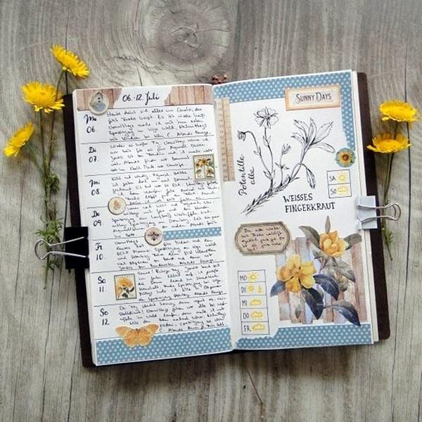 Between the Gaps NoteBook Art Inspirations For Hidden Artists (9)