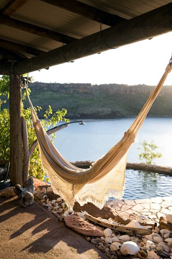 Chilling hammock Placement ideas to do it right (11)