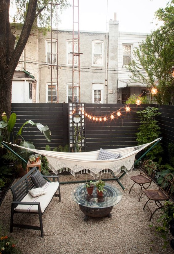 Chilling hammock Placement ideas to do it right (27)